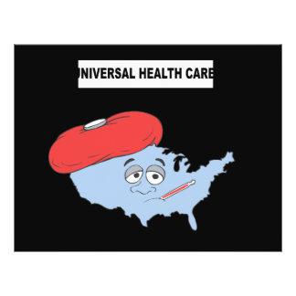 UNIVERSAL HEALTH CARE FLYER