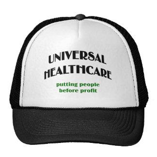 Universal Health Care Mesh Hat