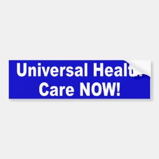 universal healthcare bumper stickers