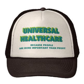 Universal HealthCare Mesh Hats