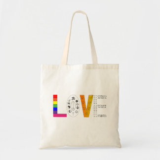 Universal Love Tote Bag