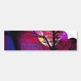Universal Queen/Battle Bumper Sticker
