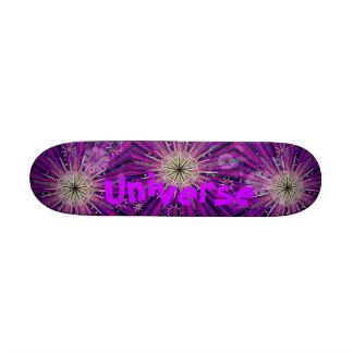 Universe 20.6 Cm Skateboard Deck