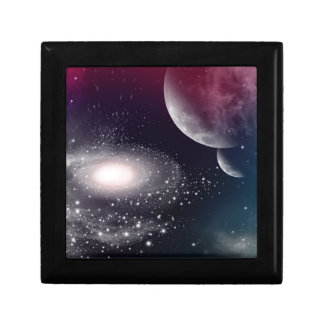 Universe Keepsake Boxes