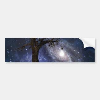Universe Idea Bumper Sticker