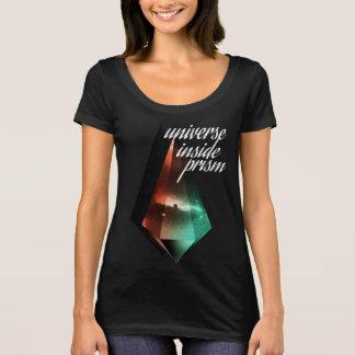 Universe inside prism T-Shirt