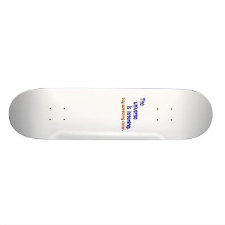 Universe is Listening - Clever Skateboard