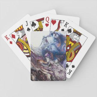 Universe playing card