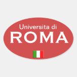 Universita di Roma European sticker