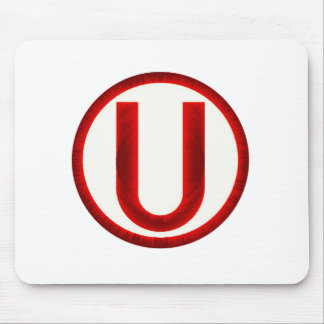 Universitario De Deportes Mousepad
