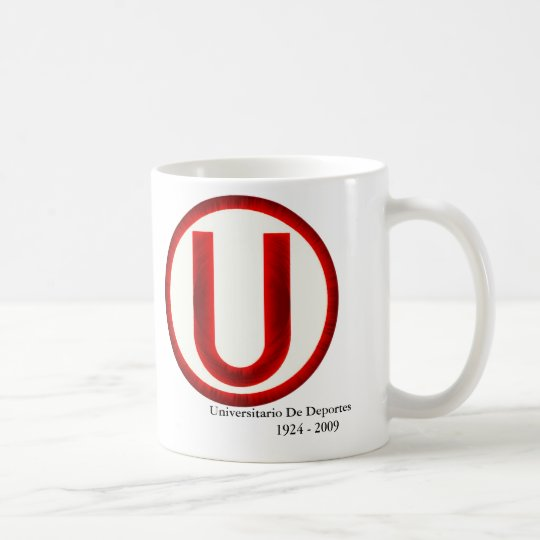 Universitario De Deportes Mug