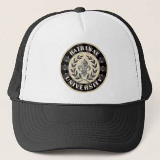 University Hathaway Black Cap