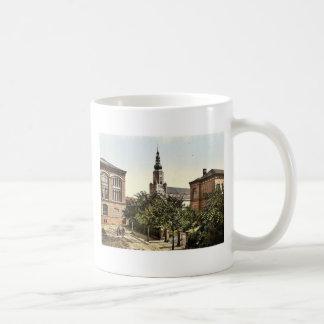 University Library Nicholas Church and Physiologic Coffee Mug