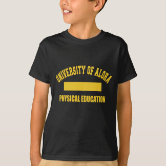 University of aloha Gym Shirt