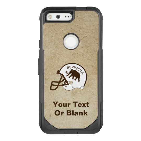 University of Beringia Football OtterBox Commuter Google Pixel Case