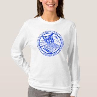 University of Bingo Official Seal lady long sleeve T-Shirt