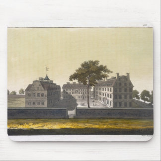 University of Cambridge, Massachusetts, from 'Le C Mouse Mat