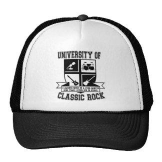 University of Classic Rock Cap