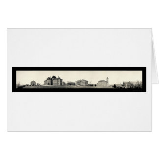 University of Kansas Photo 1908 Greeting Card