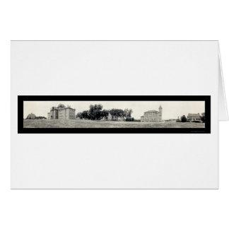 University of Kansas Photo 1913 Cards