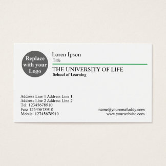 University of Life - Green Rule