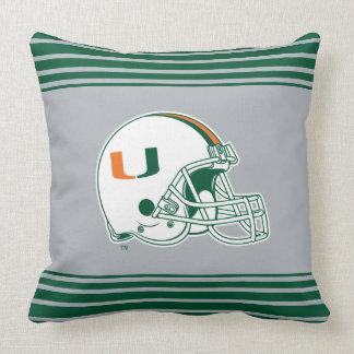 University of Miami Helmet Cushion