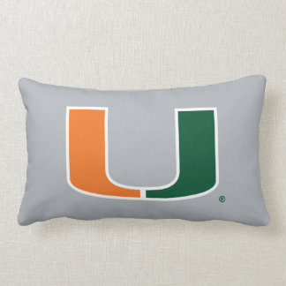 University of Miami U Lumbar Cushion