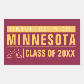 University of Minnesota Alumni Sticker
