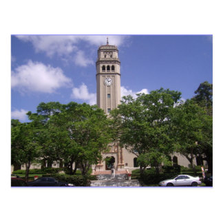 University of Puerto Rico Tower Post Card