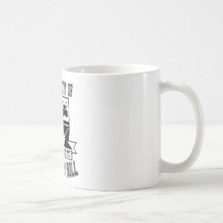 University of Rock & Roll Basic White Mug