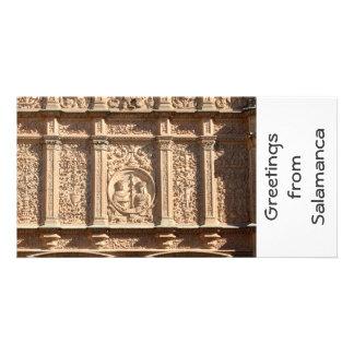 University of Salamanca Customised Photo Card
