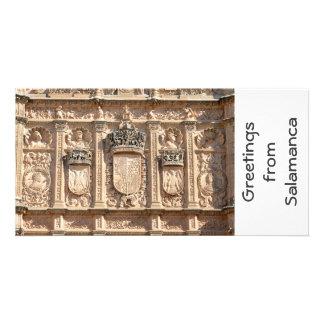 University of Salamanca Personalised Photo Card