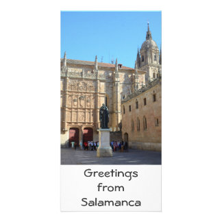 University of Salamanca Photo Card