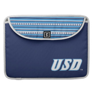 University of San Diego | USD Tribal Pattern Sleeve For MacBook Pro