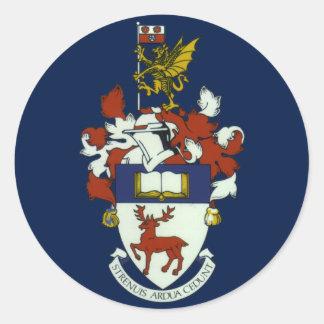 University of Southampton crest sticker