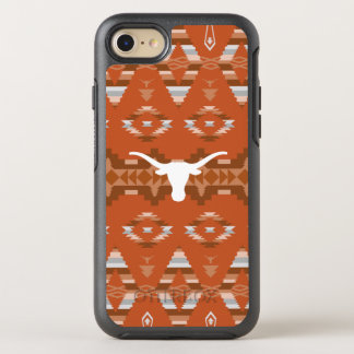 University of Texas | Native Tribal Pattern OtterBox Symmetry iPhone 8/7 Case