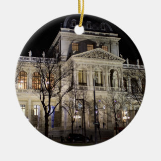 University Of Vienna Austria Christmas Ornament