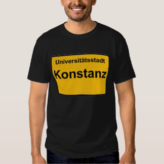 University town Konstanz Shirts