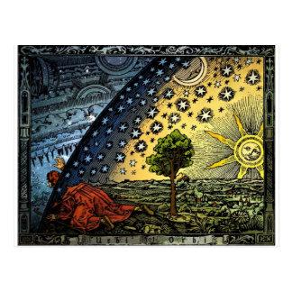 Universum Postcard
