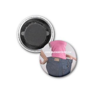Unjunk My Trunk Magnet