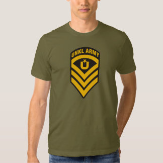 UNKL ARMY T SHIRTS