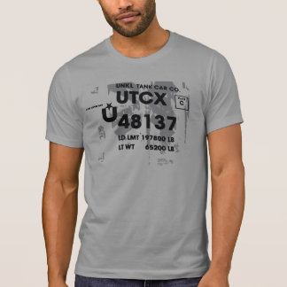 UNKL Train 48137 Tshirts