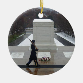"""Unknown Soldier"" Christmas Ornament"