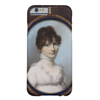 Unknown woman barely there iPhone 6 case