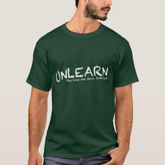 UNLEARN men's logo t-shirt