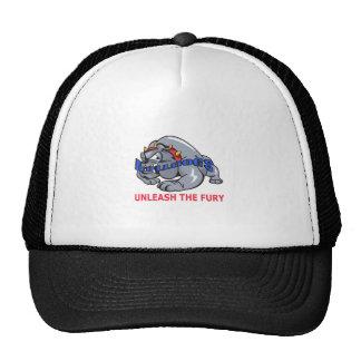 UNLEASH THE FURY TRUCKER HAT