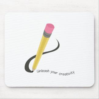 Unleash Your Creativity Mouse Pads