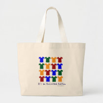 Unlimited Edition Large Tote Bag