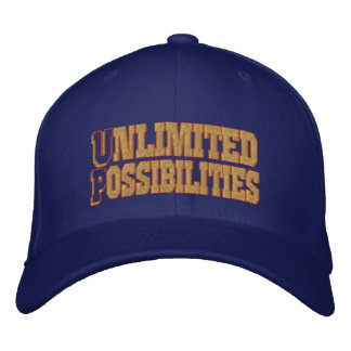Unlimited Possibilities - UP cap Embroidered Baseball Cap