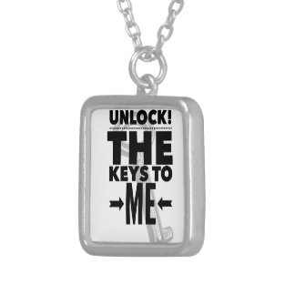 Unlock! The Keys To Me Necklace